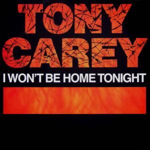 LP - Carey, Tony I Won't Be Home Tonight