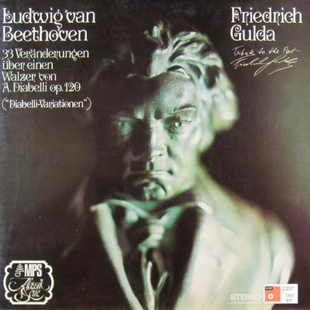 LP - Gulda, Friedrich 33 Ver