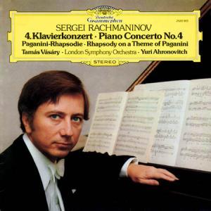 LP - Rachmaninoff, Sergei 4. Klavierkonzert / Piano Concerto No. 4