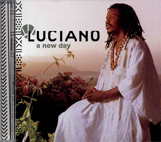 CD - Luciano A New Day
