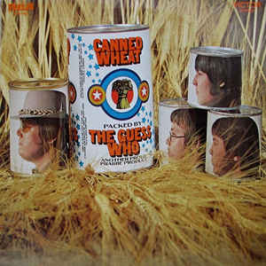 LP - Guess Who, The Canned Wheat