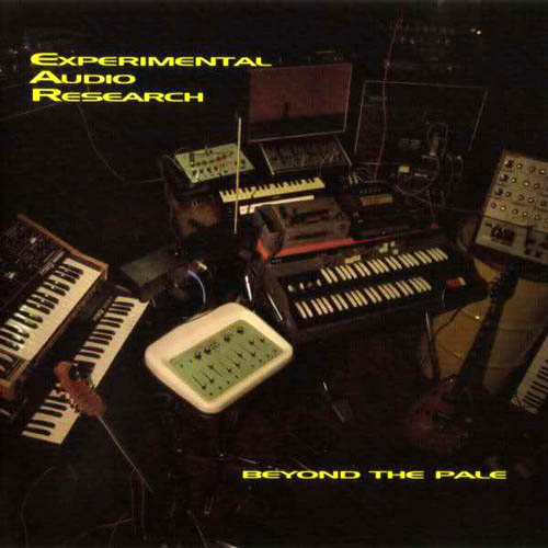 CD - Experimental Audio Research Beyond The Pale