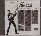 CD - Various Artists The Star-Club Singles Complete Vol.3