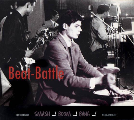 CD - Various Artists Beat-Battle - Smash ...! Boom ...! Bang ...! 0