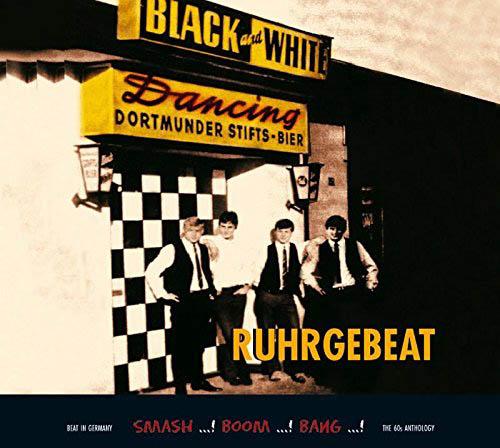 CD - Various Artists Ruhrgebeat - Smash ...! Boom ...! Bang ...!