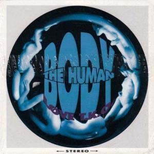 CD:Single - Human Body Love T.K.O. / Freedom