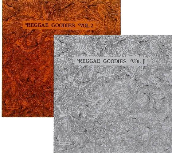 CD - Various Artists Reggae Goodies Vol. 1&2