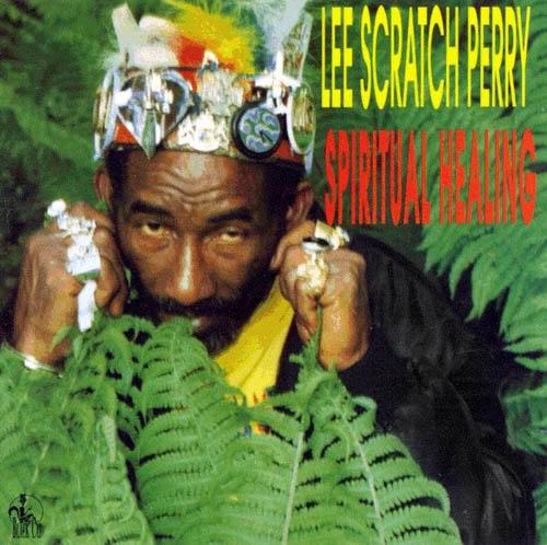 CD - Perry, Lee Spiritual Healing