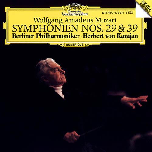 CD - Mozart, Wolfgang Amadeus Symphonien Nos. 29 & 39