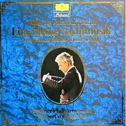 2LP - Mozart, Wolfgang Amadeus Eine Kleine Nachtmusik / Serenata Notturna / Divertimenti