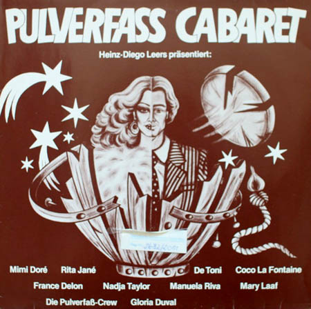 LP - Various Artists Pulverfass Cabaret