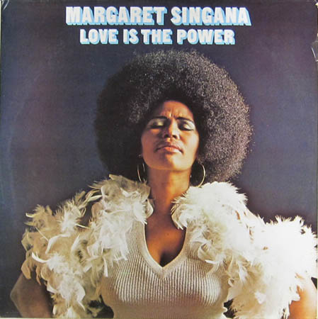 LP - Singana, Margaret Love Is The Power