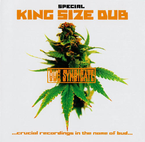 CD - Dub Syndicate Special King Size Dub - Crucial Recordings In The Name Of Bud