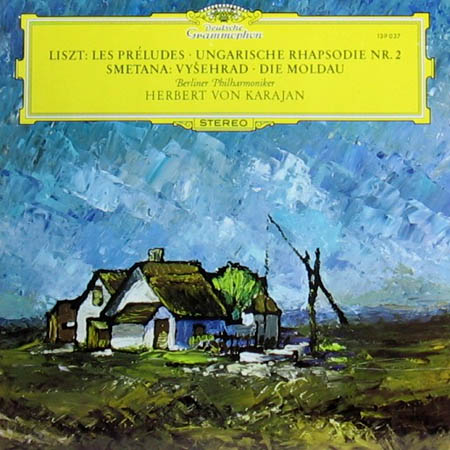 LP - Liszt / Smetana Virtuose Kammermusik