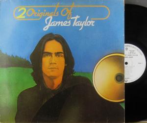 2LP - Taylor, James 2 Originals Of James Taylor