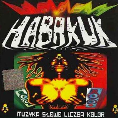 CD - Habakuk Muzyka Slowo Liczba Kolor