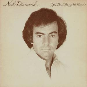 LP - Diamond, Neil You Don't Bring Me Flowers