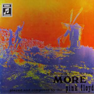 LP - Pink Floyd Soundtrack From The Film More
