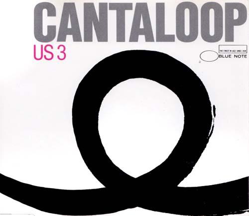 CD:Single - Us3 Cantaloop