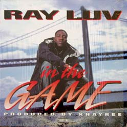 12inch - Ray Luv In The Game