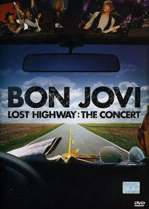 DVD - Bon Jovi Lost Highway: The Concert
