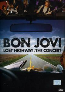 DVD - Bon Jovi Lost Highway: The Concert