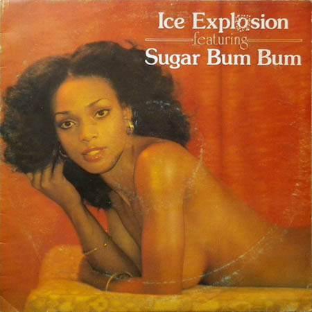 LP - Various Artists Ice Explosion
