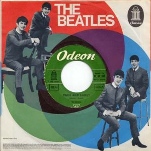 7inch - Beatles Twist And Shout / Boys