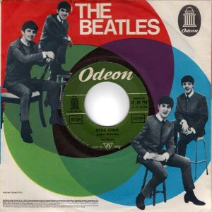 7inch - Beatles Do You Want To Know A Secret