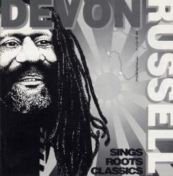 LP - Russell, Devon / Zion Train Sings Roots Classics