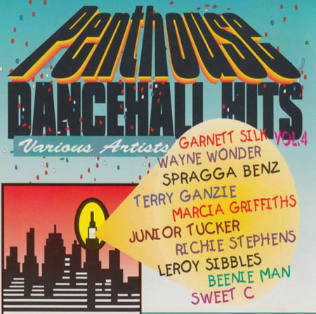 CD - Various Artists Penthouse Dancehall Hits Vol. 4