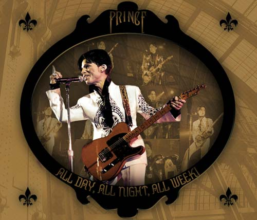 4CD - Prince All Day, All Night, All Week