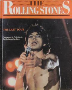 Book - Rolling Stones The Last Tour