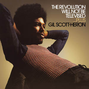 CD - Scott-Heron, Gil The Revolution Will Not Be Televised...Plus