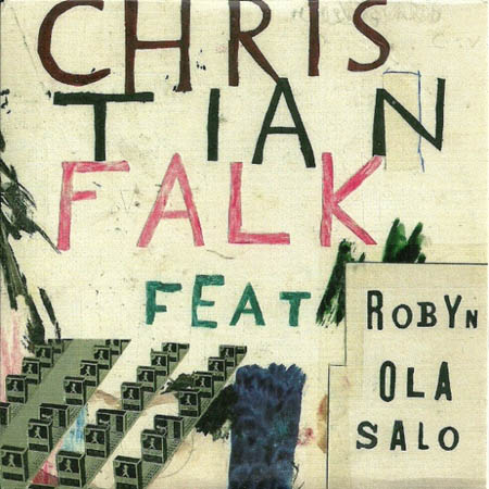 CD:Single - Falk, Christian Feat Robyn & Ola Salo Dream On