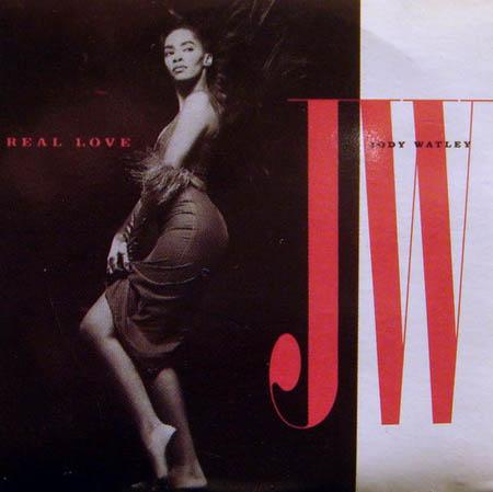 CD:Single - Watley, Jody Real Love