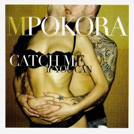 CD:Single - MPokora Catch Me If You Can