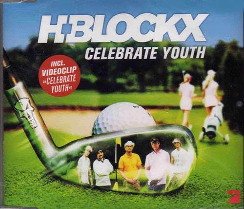 CD:Single - H-Blockx Celebrate Youth