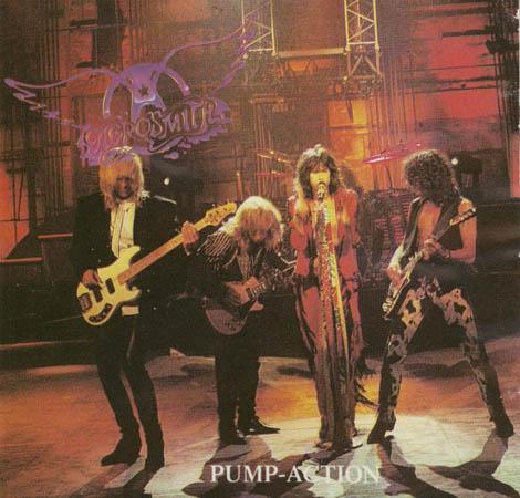 2CD - Aerosmith Pump-Action