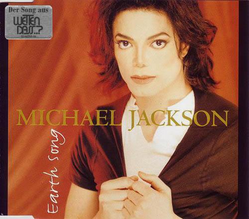 CD:Single - Jackson, Michael Earth Song