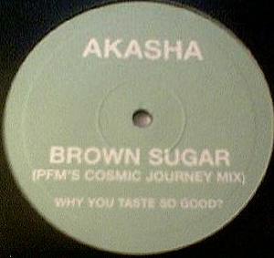 10inch - Akasha Brown Sugar