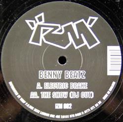 10inch - Benny Beatz Electric Brake