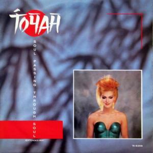 12inch - Toyah Soul Passing Through Soul