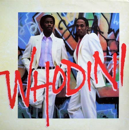 LP - Whodini Whodini