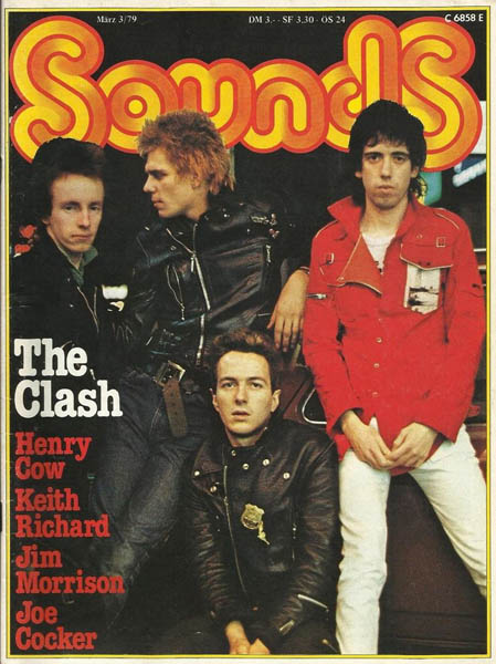 Magazine - Sounds March 1979 3/79