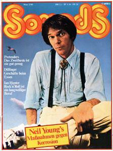 Magazine - Sounds March 1980 3/80