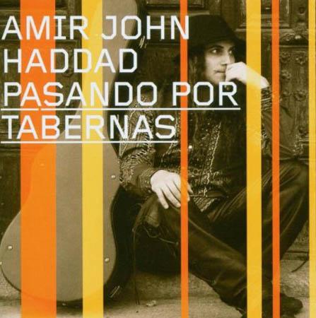 CD - Haddad, Amir John Pasando Por Tabernas