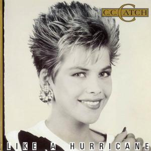 LP - C.C. Catch Like A Hurricane