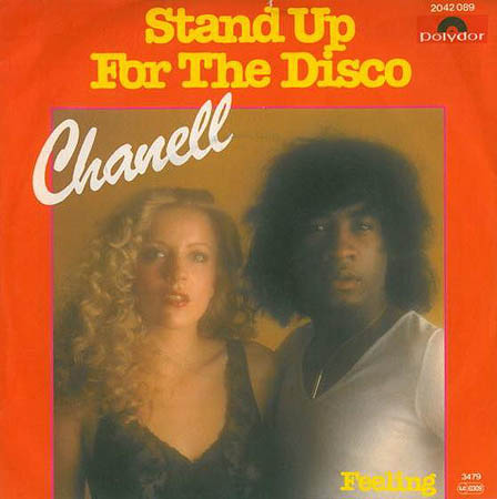 7inch - Chanell Stand Up For The Disco