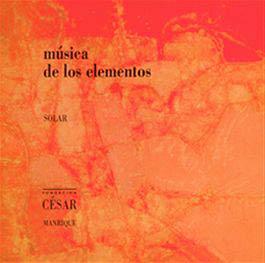 CD - Solar Musica De Los Elementos